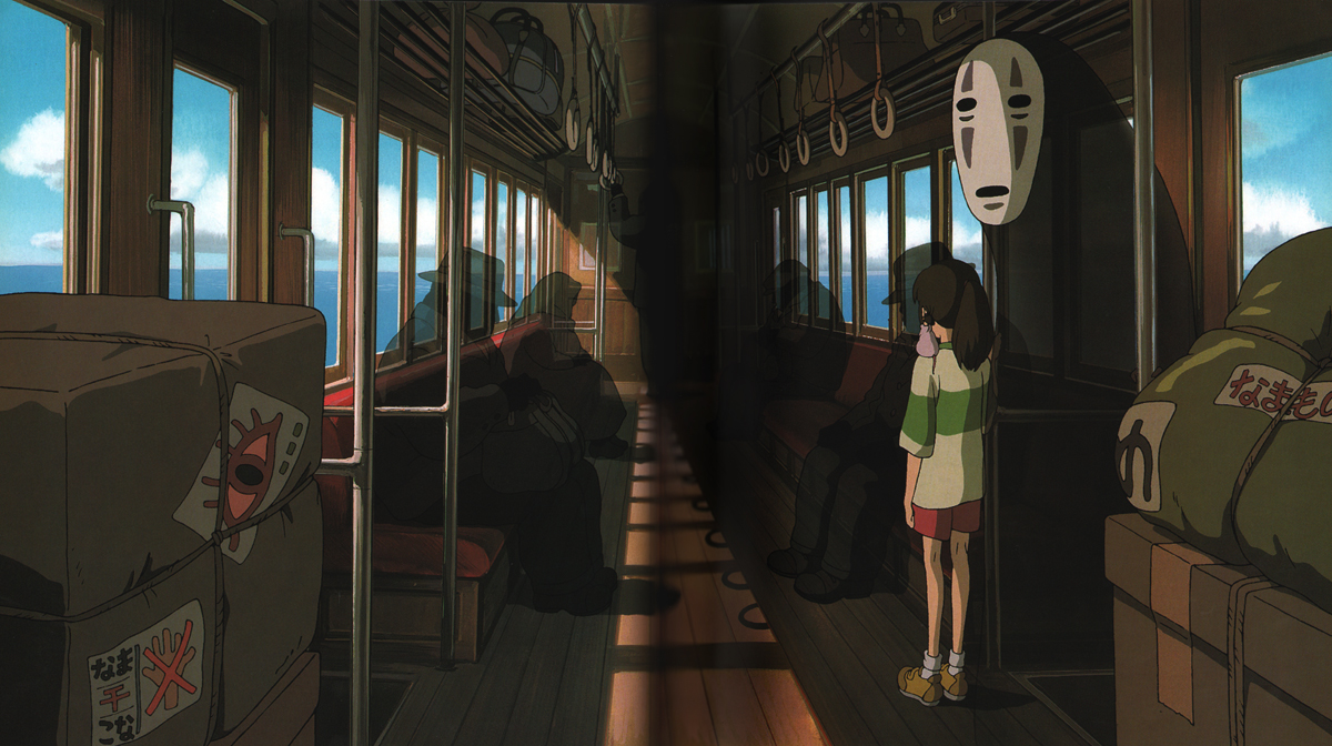 Get The Best Merchandise From No Face Spirited Away