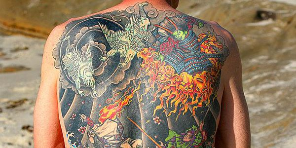 tattoo thailand