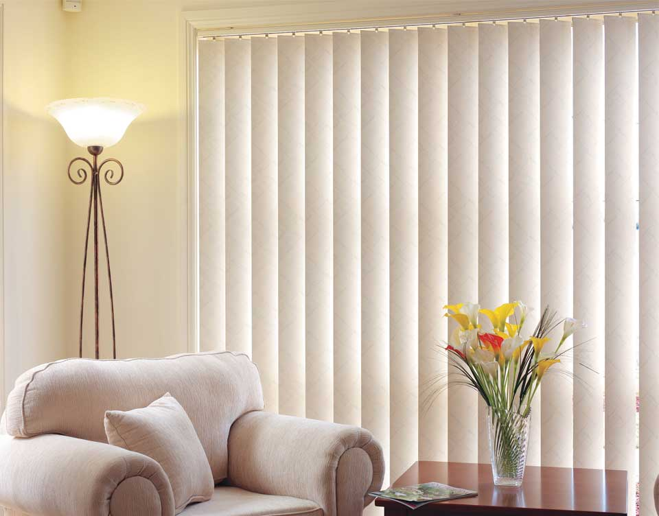 Thoughtful Considerations with Vertical Blinds