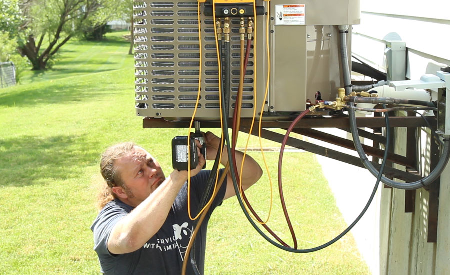 air conditioner repair holland mi