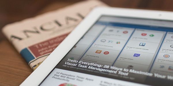 Be a satisfied user of the news app