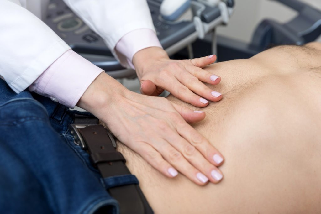 Is abdominal hernia fix the only choice?