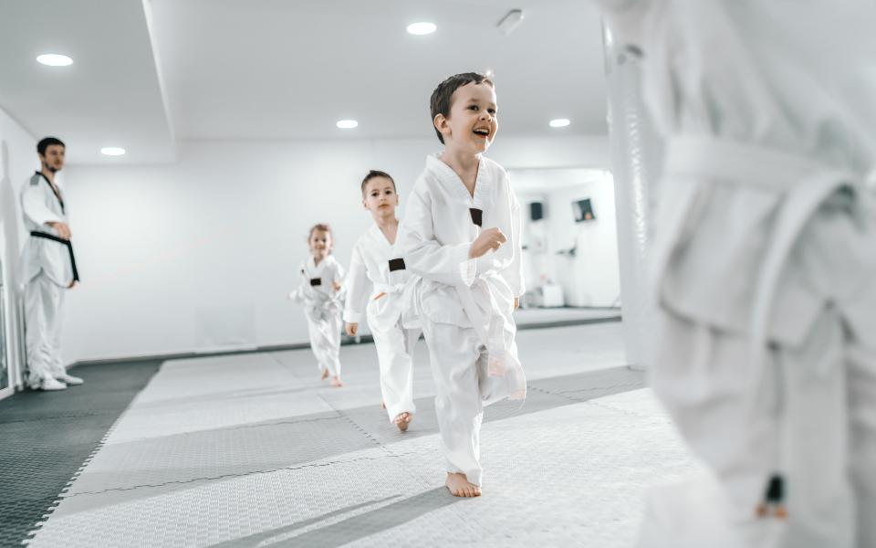 Advantages of Martial Arts Training for Kids