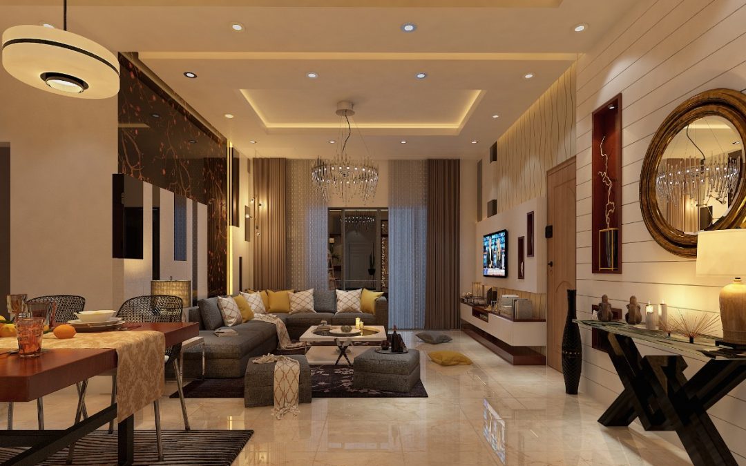How to select the right interior designing company?